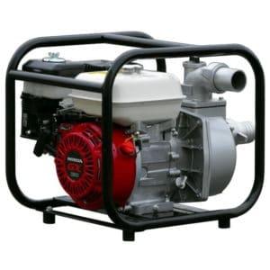 Petrol powered pumps